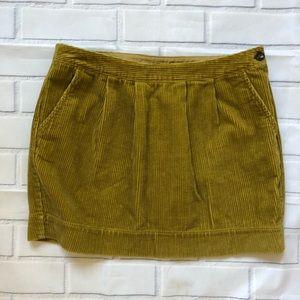 {Vintage Old Navy} Corduroy Skirt